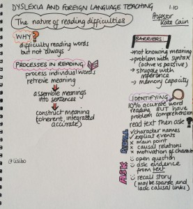 1.10 - The nature of reading difficulties (Professor Kate Cain)